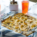 פרויקט איטלקי 1: פשטידת טורטליני ופטריות