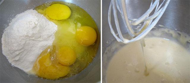 הקצפת הביצים