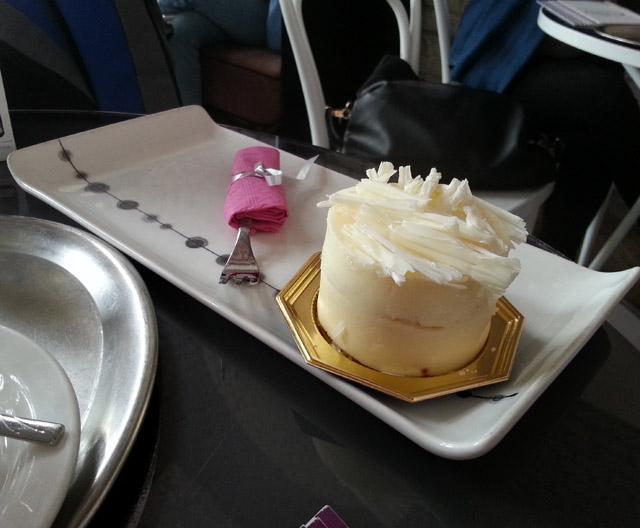 עוגת פינה קולדה