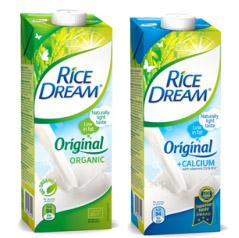 חלב אורז של Rice Dreams