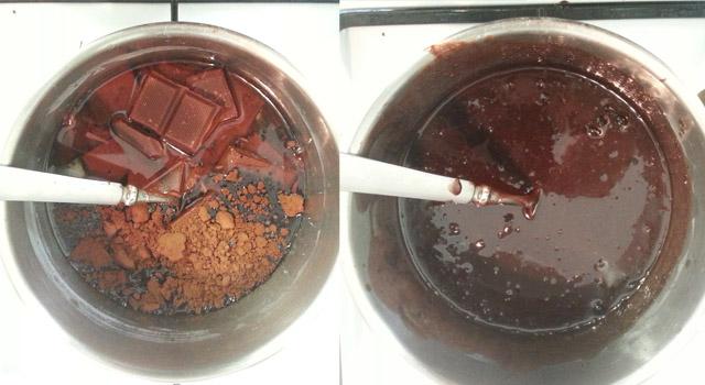 קרם שוקולד