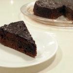 זאכר טורט - עוגת שוקולד אוסטרית