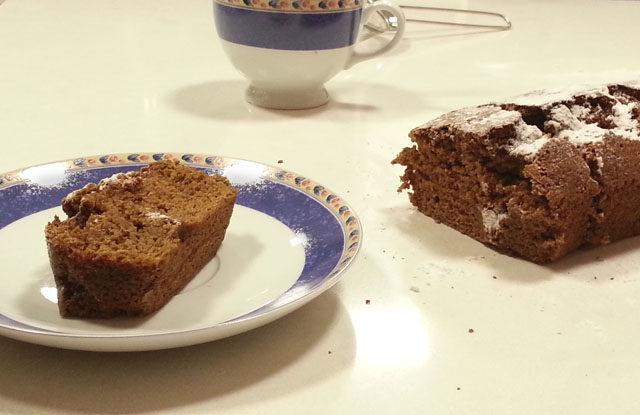 לחם הולנדי מתוק – Peperkoek