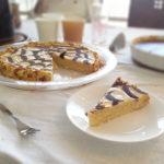 עוגת שכבות בצק שקדים - Esterhazy torte