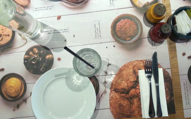 ביקורת מסעדה: קפה לואיז