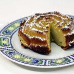 עוגת מרציפן