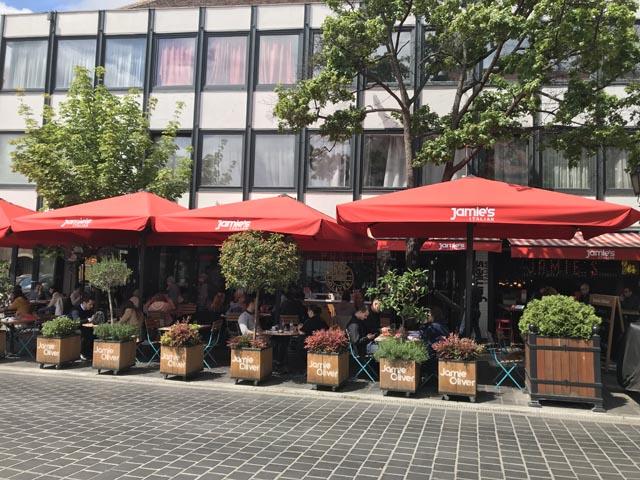 המסעדה של ג'יימי אוליבר בבודפשט