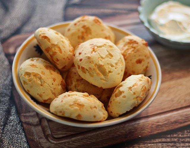 לחמניות גבינה ברזילאיות